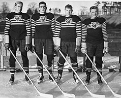 1939 Hockey Players