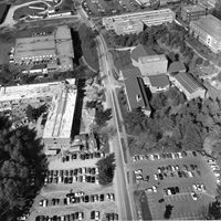 1965 aerial view