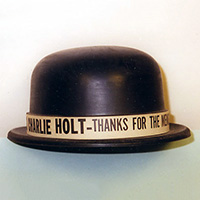 Charlie Holt Retirement Celebration Bowler Hat