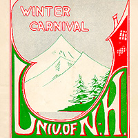 Winter Carnival program cover