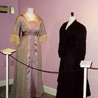 Early 20th century gowns
